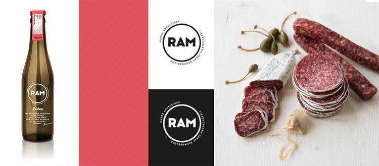 Creatie van het eigenzinnige RAM Cider