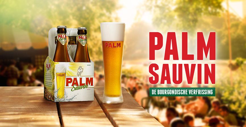 Palm Sauvin - Retailcommunicatie