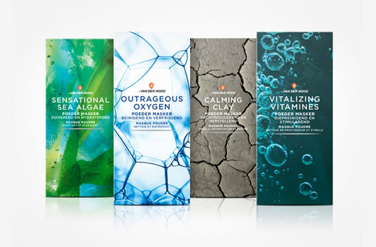 Dr. van der Hoog - Packaging Design