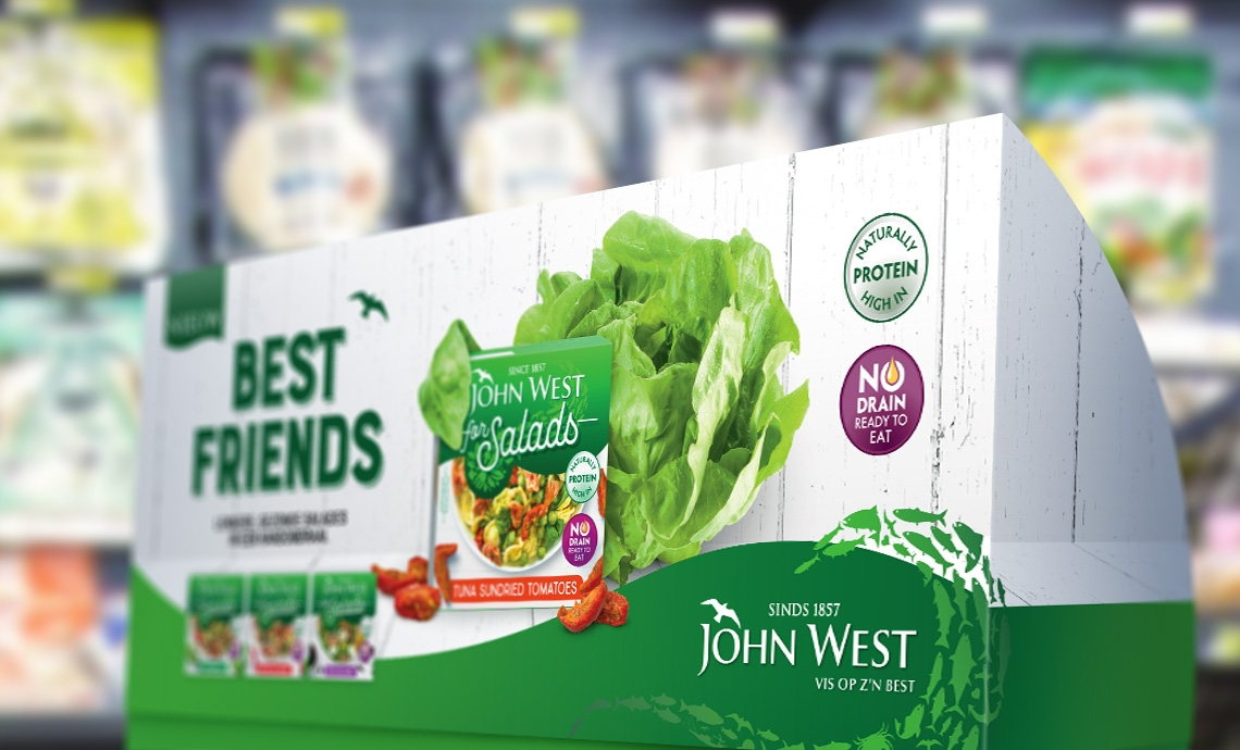 John West For Salads