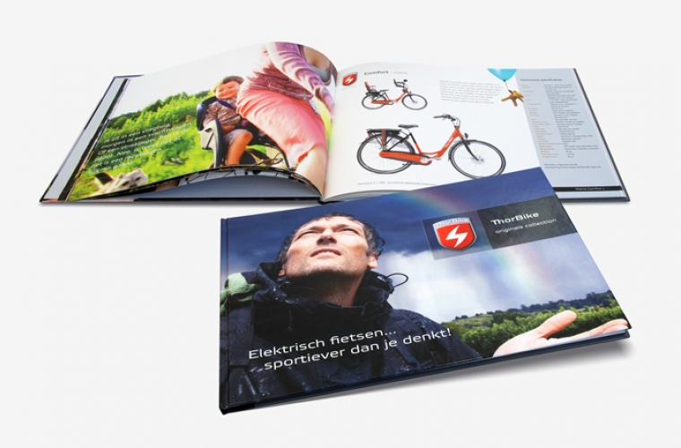 Thorbike - BrandingCommunication