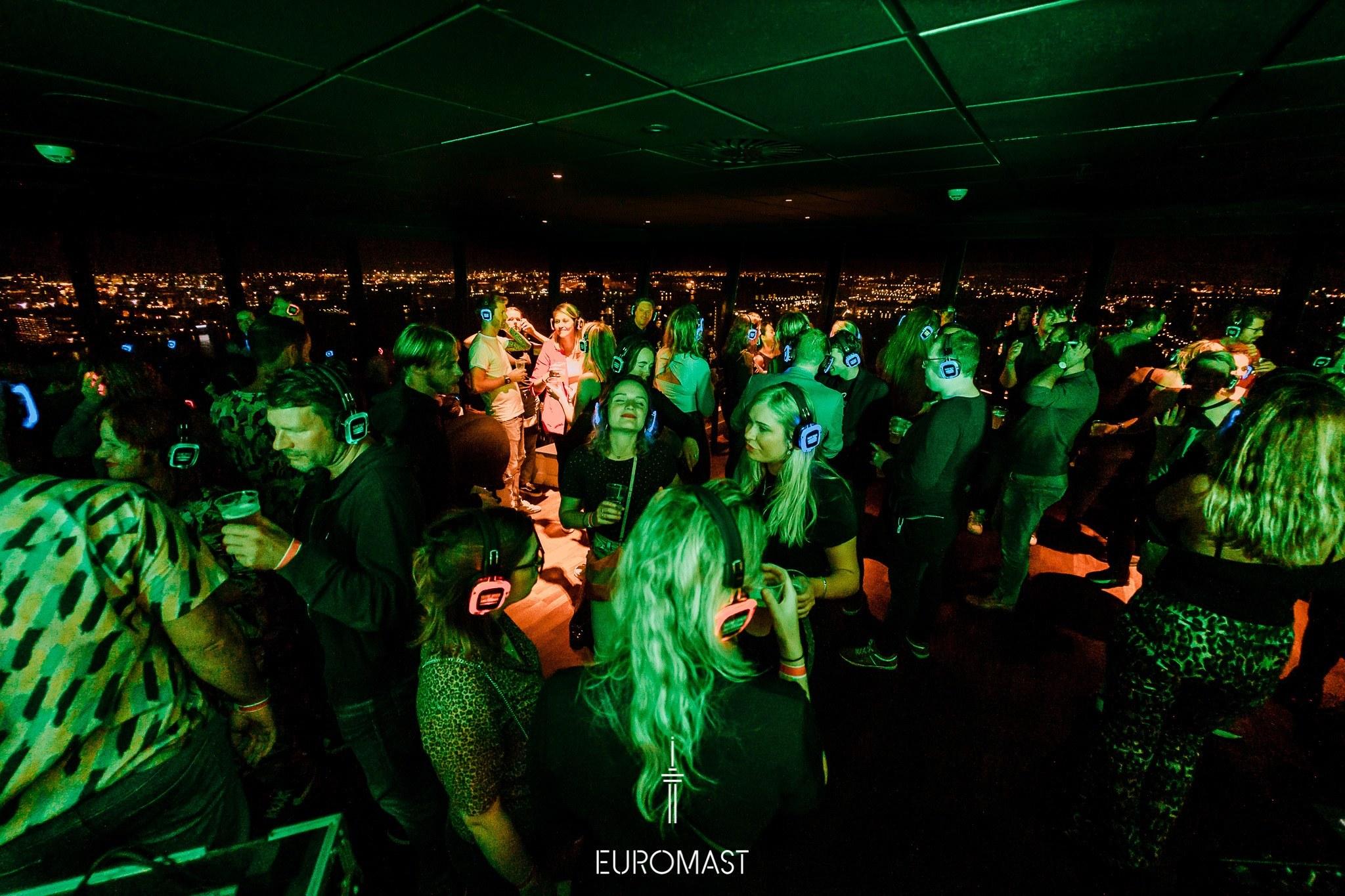 Euromast Silent Disco