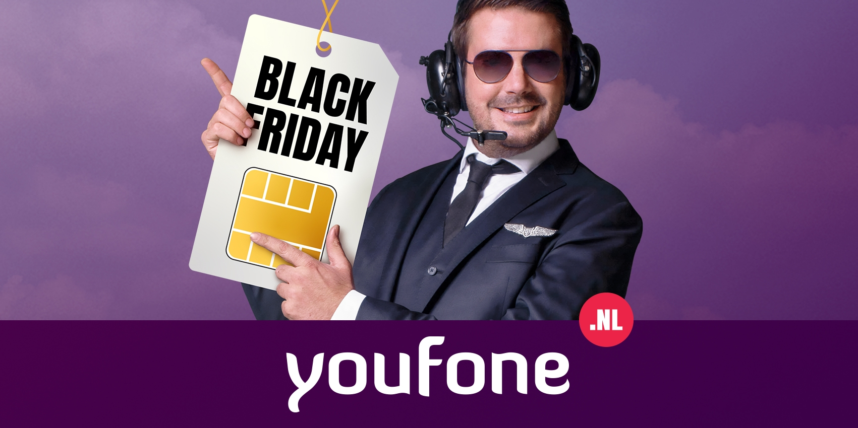 Youfone Black Friday campagne