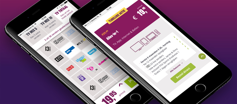 Nu: user experience en design voor YoufoneTV