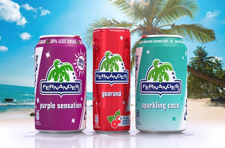 Fernandes - Packaging Design