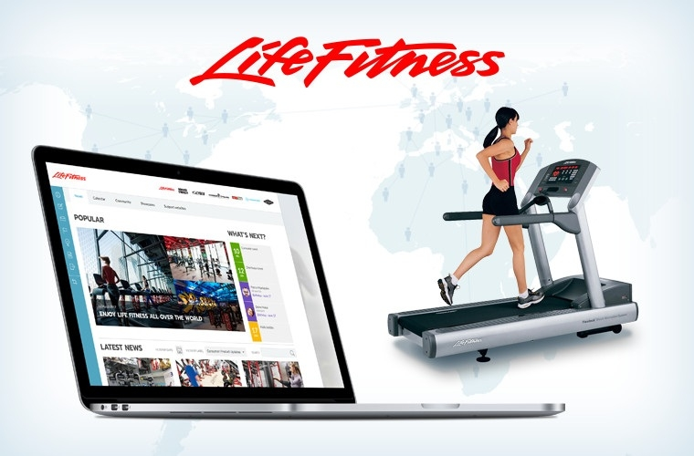 Life Fitness - Digital