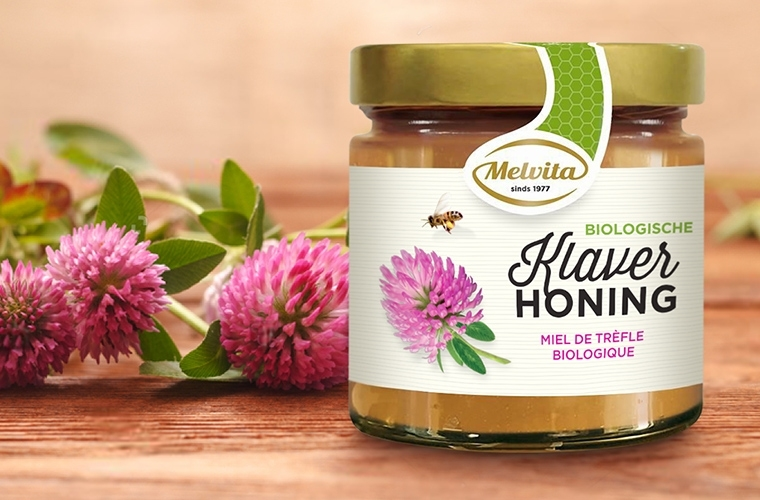 Melvita Premium honing - Packaging Design